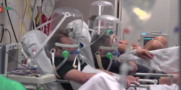Никой от умиращите с коронавирус няма възможност да бъде изпратен