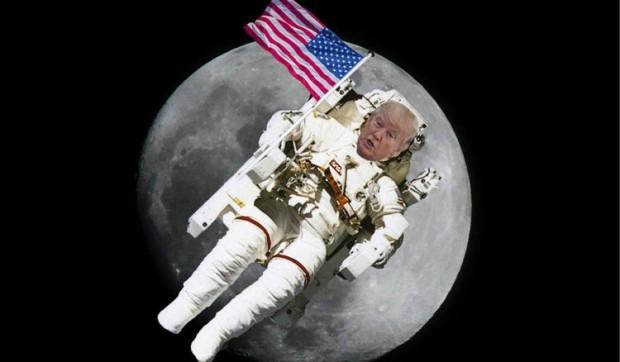 Колаж: Extra.ieАмериканският президент Доналд Тръмп подписа указ, подкрепящ усвояването на