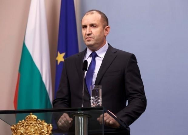 Президентът Румен Радев утвърди Закона за актуализацията на държавния бюджет