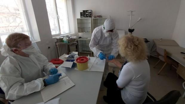 БГНЕС28 от общо 334 изследвани от Банско са дали положителни