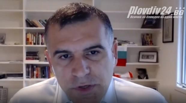 Бившият министър на финансите Симеон Дянков даде специално интервю за