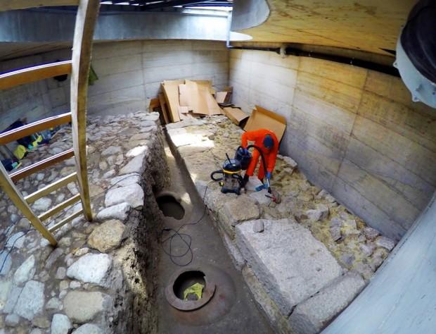 ФейсбукКакто Varna24.bg съобщи, ремонтът на Шишковата градинка е към своя