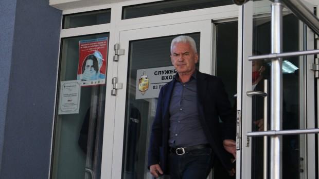 Районният съд в София отмени паричната на гаранция на Волен