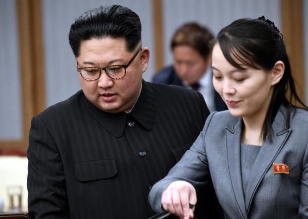 С интерес светът гледа малката сестра на лидера на Северна