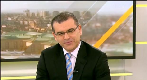 Бившият финансов министър Симеон Дянков коментира в ефира на Нова