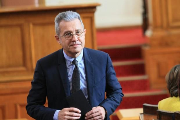 БГНЕСДепутатите избраха заместник-председателя на ПГ на ДПС Йордан Цонев за