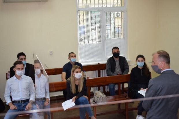 Окръжен съд- Варна поднови приема на стажант –юристи след края