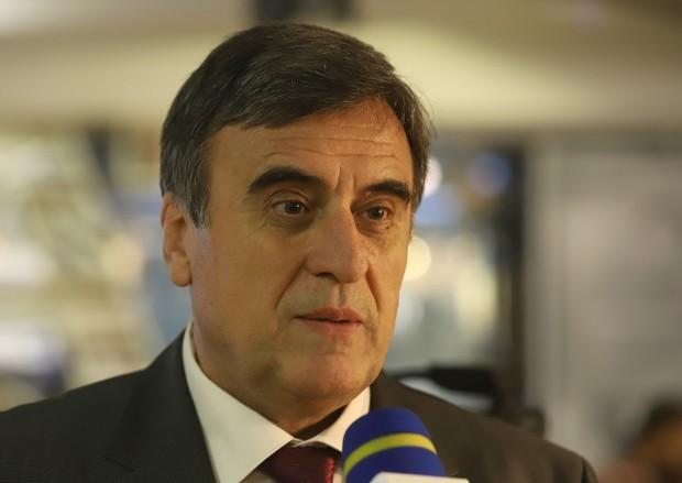 Проф. д-р Димитър Костадинов, дм, ръководител на Катедрата по белодробни