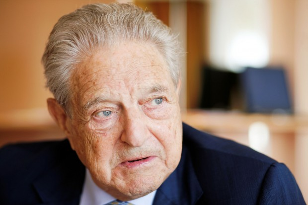 Известният финансист и милиардер Джордж Сорос предупреди, че оцеляването на