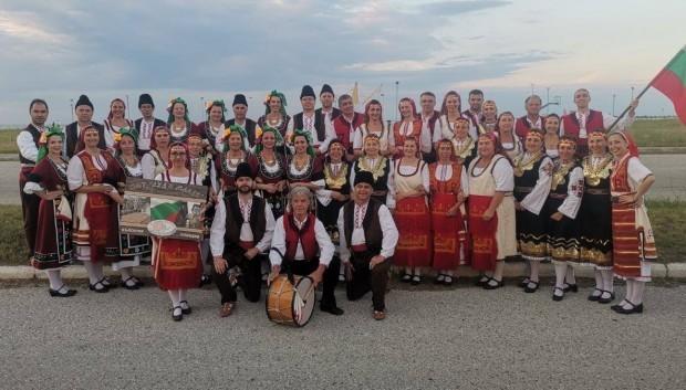 > Архивна снимкаВ Деня на българската писменост танцьорите показаха, че