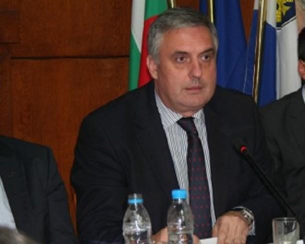 Ивайло Калфин, бивш вицепремиер и социален министър.