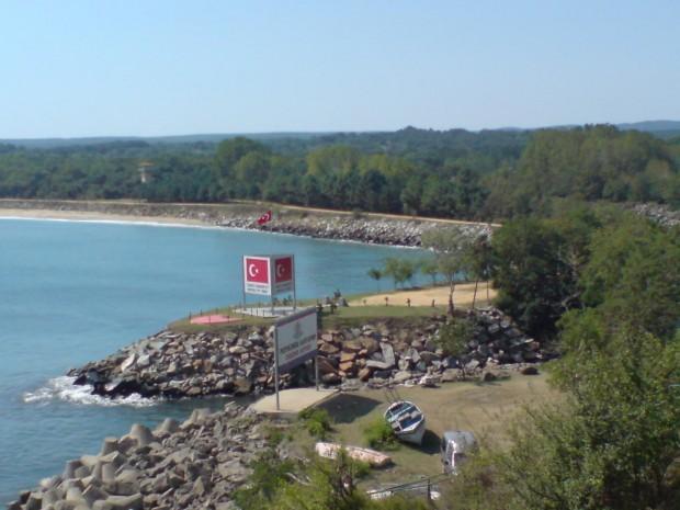Турция обяви район с площ 20 квадратни километра край границата