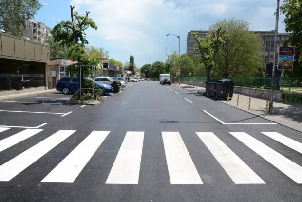 Приключват ремонтните дейности на улици в районите