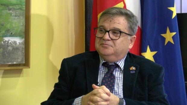 Френският посланик Кристиан Тимоние коментира в интервю за Радио