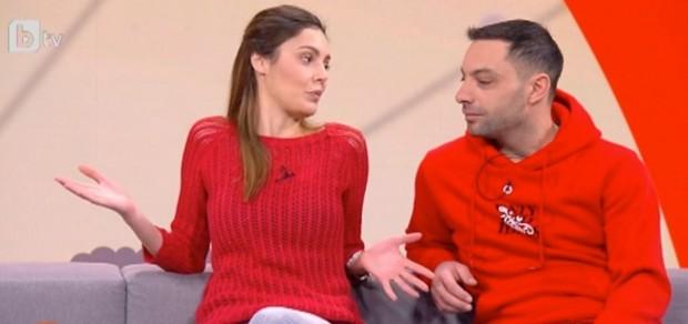 Актрисата Евелин Костова е бременна с първата си рожба. Тя