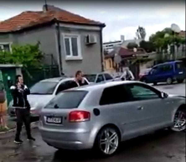 Виждам те КАТ-ВарнаИстински екшън с елементи на ужас във Варна.