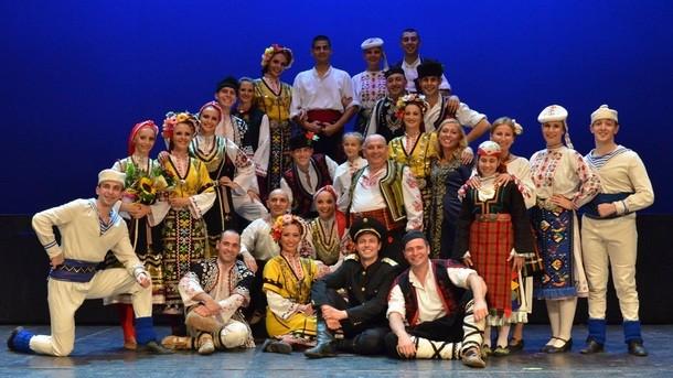 Най-големият частен фолклорен ансамбъл в Европа –