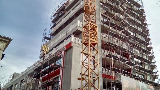 Спрямо предходното тримесечие издадените разрешителни за строеж на жилищни сгради