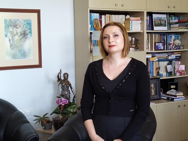 Светослава Колева се присъедини официално към екипа на Наказателното отделение