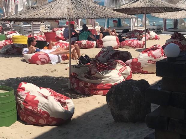 Varna24.bg Плажът на Варна очаква своите туристи в пълния си