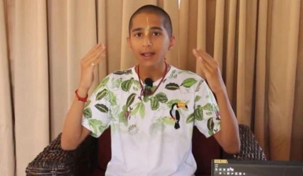 Индийското момче, което предрече коронавируса, с ново ужасяващо ...