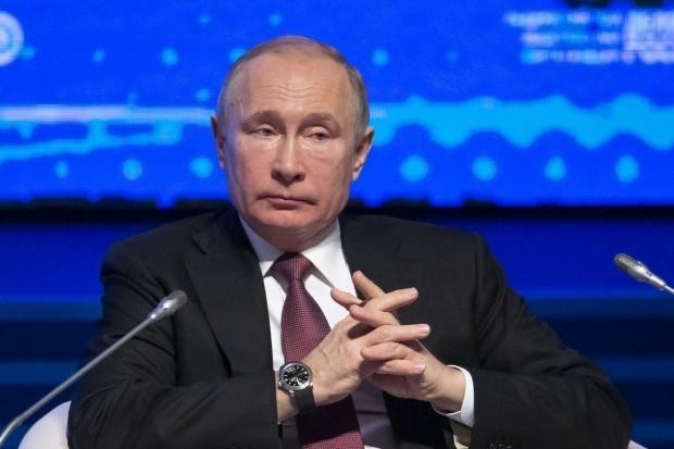 В Русия построиха специален тунел, който да предпази президента Владимир
