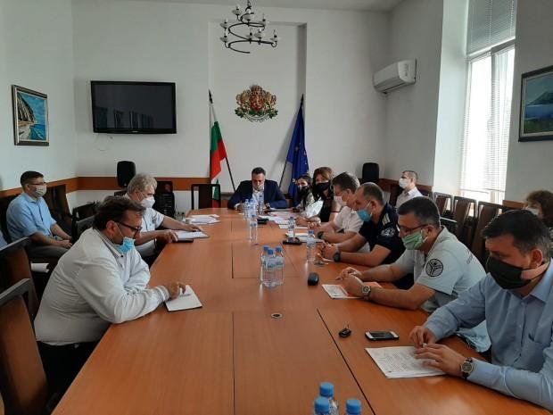 Областни комисии за безопасност на движението по пътищата се проведоха