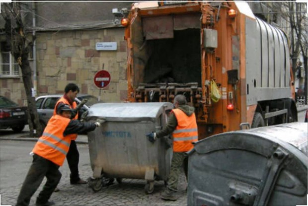 ФейсбукПроблем с техниката на сметопочистващата фирма, обслужваща район