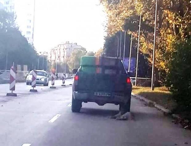 Шофьор бе осъден от Районен съд – Варна за хулиганство