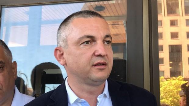 Иван Портних след среща с вицепремиера Томислав Дончев, предаде репортер