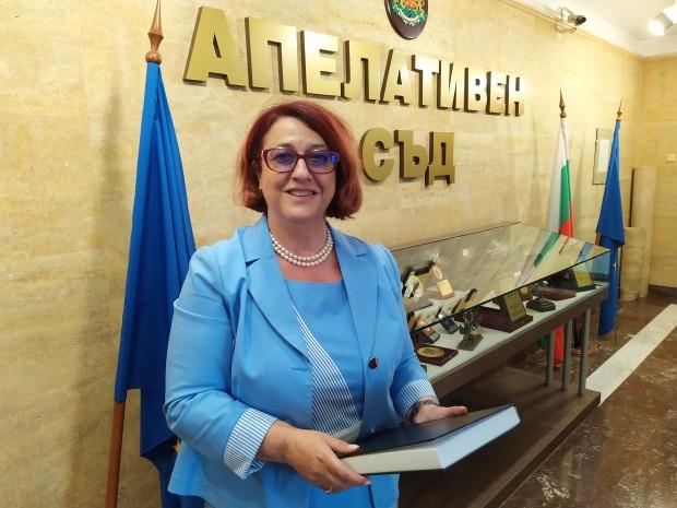 Председателят и административен ръководител на Апелативен съд – Варна днес
