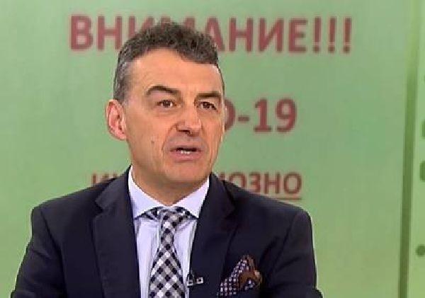 Проф. Петров разказа пред Нова телевизия за колежка, болна от
