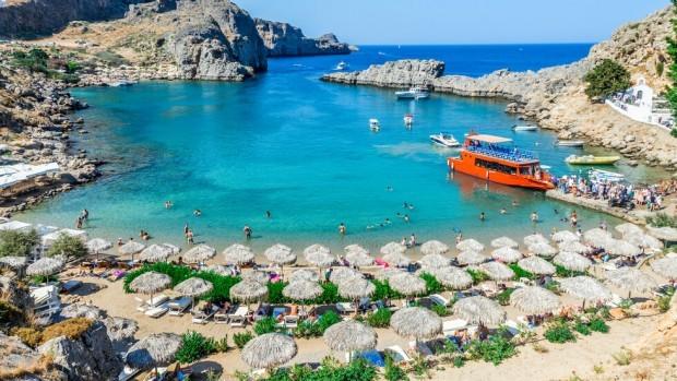 80% по-малко туристи посреща Гърция към днешна дата в сравнение