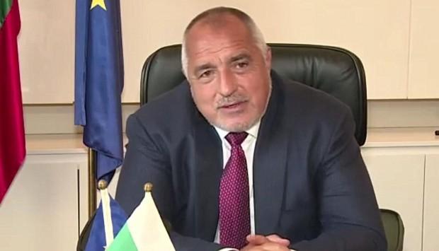 В специализираната прокуратура започна разпитът на премиера Бойко Борисов. Той