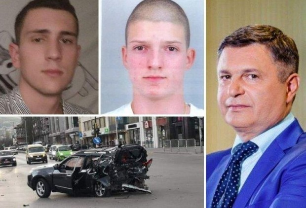 22-годишният Кристиан Николов, който на 19 април уби с джипа