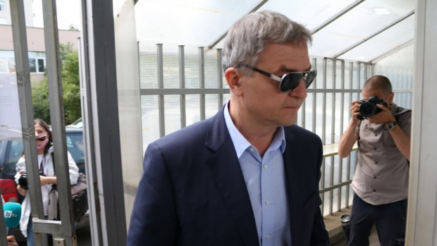 Бизнесменът Пламен Бобоков ебил задържантази сутрин по разследването за търговия