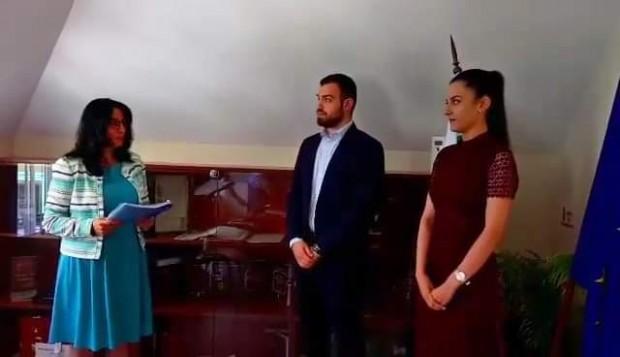 Девет новоизбрани адвокати във Варна през 2020 г.Девет новоизбрани адвокати