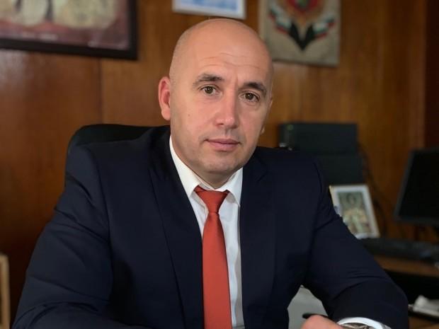 Шефът на ОД на МВР-Бургас Радослав Сотиров подаде оставка.Решението е