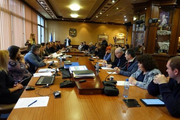 Групата на общинските съветници от ПП ГЕРБ Варна няма да