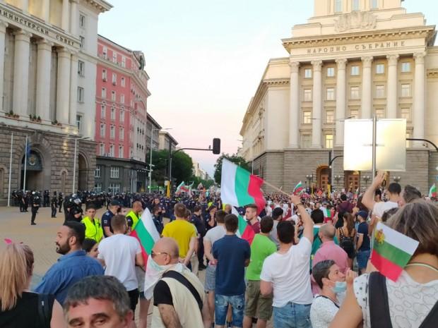 Емил Димитров направи интересен коментар в Пловдив относно протестите, които