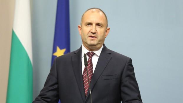 Президентът Румен Радев върна за ново обсъждане в Народното събрание