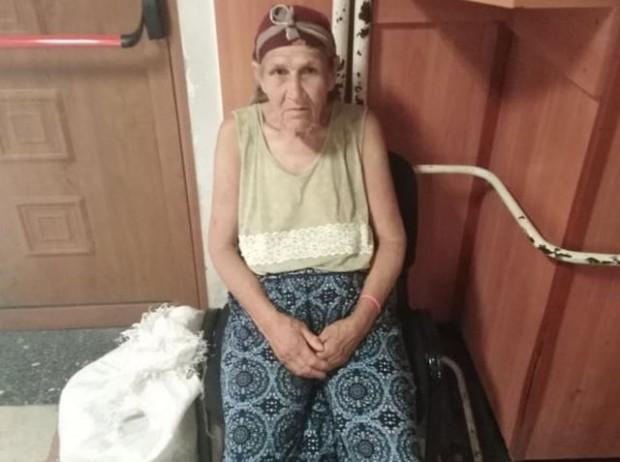 Случаят с издирване на самоличността на жената, открита в района