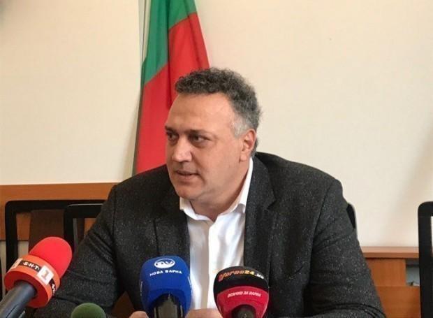 Стоян Пасев. Той обясни: