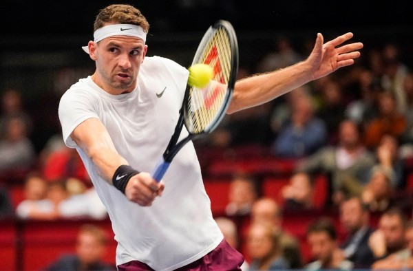Най-добрият български тенисист Григор Димитров влезе в сериозно прегрешение с
