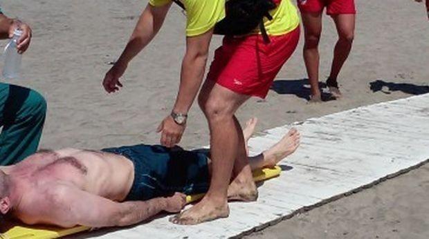 Удавилият се на плаж Арапя мъж е софиянец и е