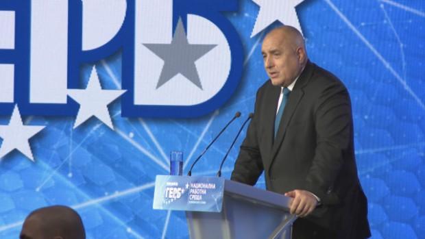 Премиерът и лидер на ГЕРБ Бойко Борисов събира утре –