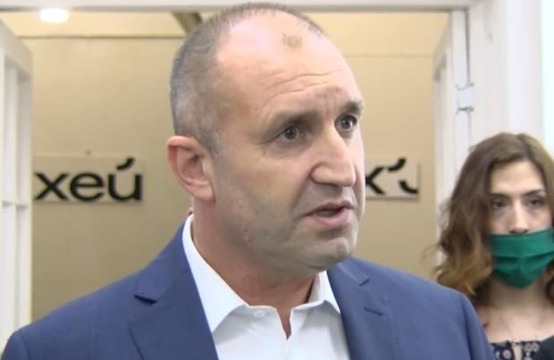 Plovdiv24.bg> Архивна снимкаРумен Радев е президент, ние няма да имаме