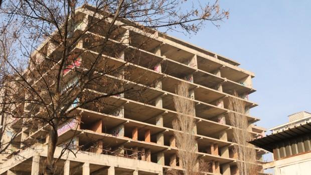 Пловдив продължава да изпреварва София по отношение на строителната активност,става