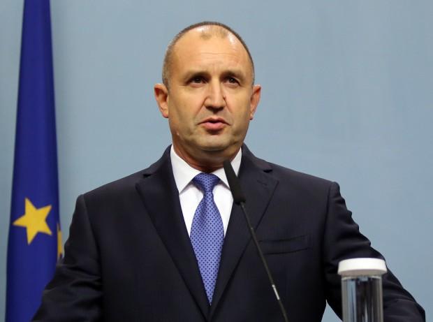 Президентът ще представи проект за Национален стратегически документ.Вчера държавният глава