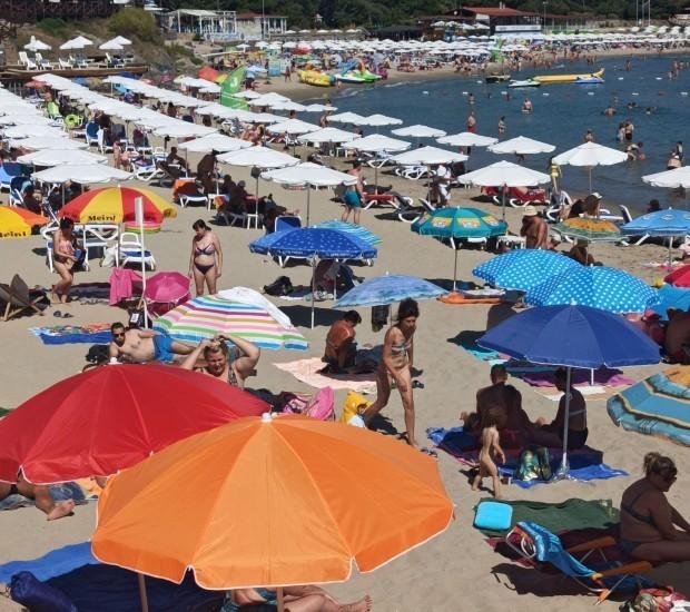 В най-големия ни морски курорт Слънчев бряг,който години наред беше